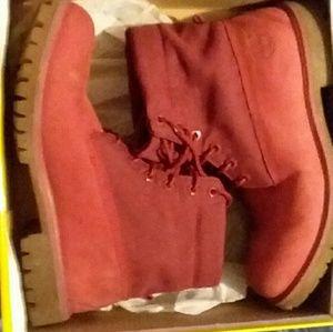 Timberland Boots (Size 10)